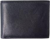 Δερμάτινο Πορτοφόλι Battista Firenze Leather PF038 Μαύρο