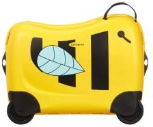 Παιδική Βαλίτσα-Περπατούρα Bee Betty Samsonite 109640-7261 Κίτρινο