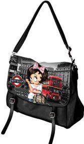 Τσαντα Venture London Betty Boop 811-1519