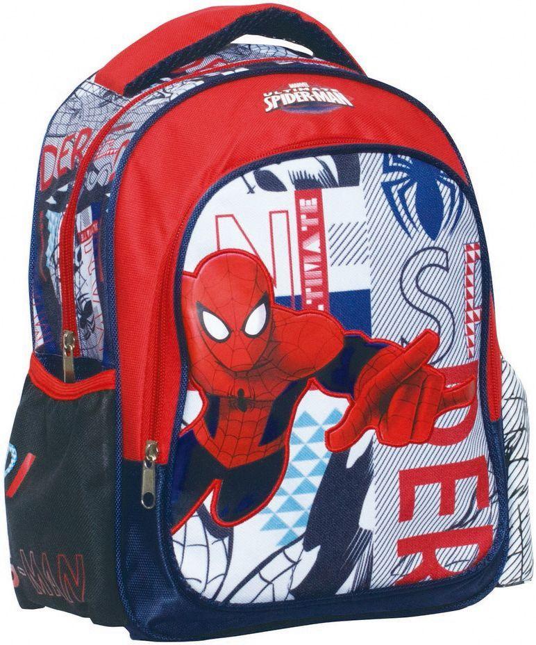 Τσαντα Νηπιαγωγειου Spiderman Graphic GIM 337-64054