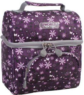 Τσαντακι Φαγητου Corey JWORLD 395-00010 35-Garden-Purple