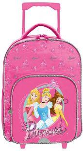 8f30fc5ebb Τσάντα δημοτικού τρόλευ princess με 2 θήκες 35x29x11 εκ. Bagtrotter 29771