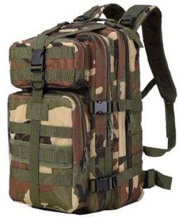 Στρατιωτικό Σακίδιο Πλάτης Army Colorlife 220 Παραλλαγή Κλασική 64e247680ae