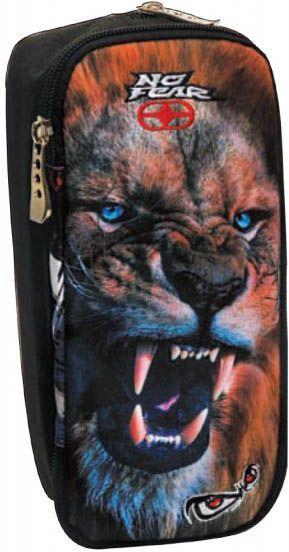 Κασετινα Βαρελάκι Οβαλ No Fear Lion BMU 347-30141