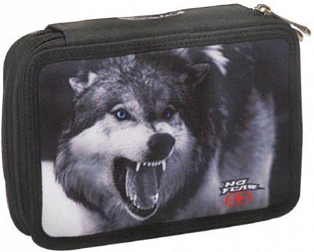 Κασετινα Διπλή No Fear Wolf BMU 347-32100