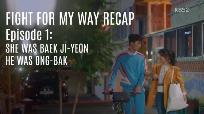 Ssam My Way Episode 1 recap