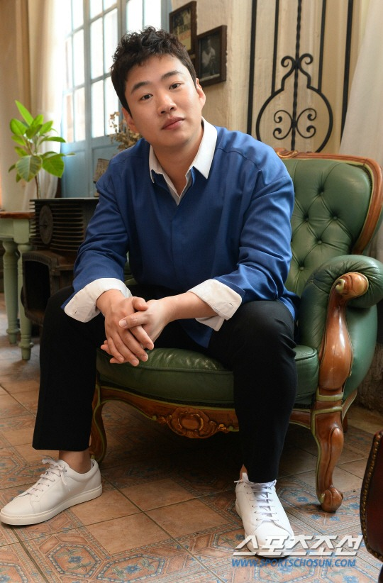 Ahn Jae-hong interview with Sports Chosun