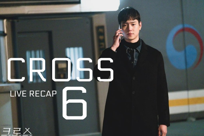 Live Recap for the Kdrama Cross