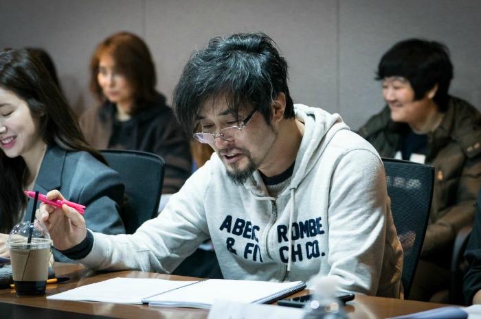 Script Reading for the Korean drama Lawless Lawyer starring Lee Joon-gi and Seo Ye-ji