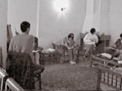 Avec ses jeunes exclus des établissements publics de l'enseignement supérieur en Iran depuis le début des années 1980, la communauté bahá'íe d'Iran a créé l'IBES en 1987. L'IBES fonctionne dans des maisons privées ainsi qu'avec des cours par correspondance et sur le net.
