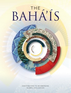 La couverture de THE BAHÁ'ÍS