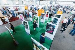 Les « Journées européennes du développement » constituent un important forum organisé par la Commission européenne pour rassembler la communauté du développement en vue d'un échange d'expériences et d'idées. Le thème du forum de cette année était « Les femmes et les filles à l'avant-garde du développement durable ». Photo : EDD 2018