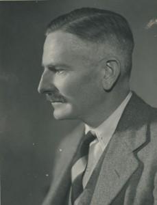 Portrait de St. Barbe en 1932.