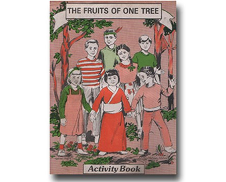 Fruits of One Tree (Activity Book) by Mahnaz Afshin