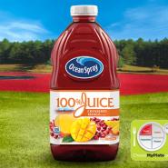 100% Juice Cranberry Mango
