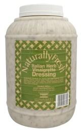 Italian Herb Vinaigrette Dressing