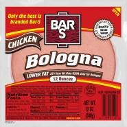 Chicken Bologna Slice