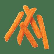 "Sweet Potato Fry  3/8"""