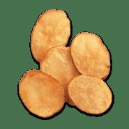 Potato Fresh-Style Skin-On Flat Chips
