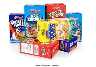 Kellogg's Cereal Assortment Pack – Family