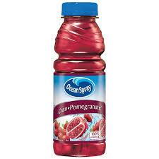 100% Juice Cranberry Pomegranate