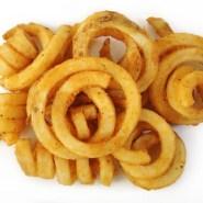 Potato Spicy Spiral Fry