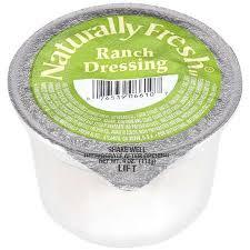 Ranch Buttermilk Dressing Cup