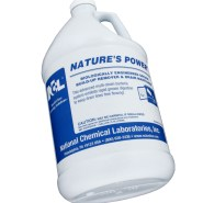 ncl nature's power degreaser and drain cleaner