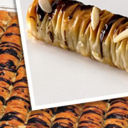 Pastry Flogeres Nut Roll