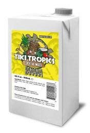 Tiki Tropics Banana Mix