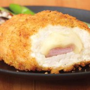 Chicken Corden Bleu, Breaded (Breast)