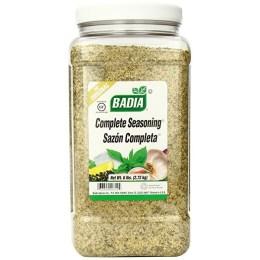 Seasoning Mix, COMPLETE SEASONING?