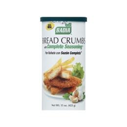 Breadcrumbs w/COMPLETE SEASONING?