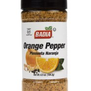 Seasoning Mix, Orange Pepper - Retail 6.5 oz