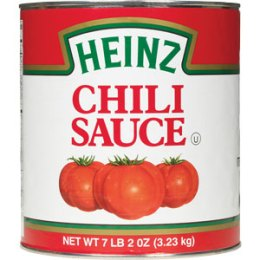 Chili Sauce, Fancy, #10 Can