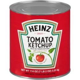 Ketchup, #10 Can
