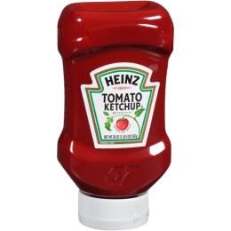 """Ketchup,  Squeeze Bottle """"Forever Full"""" Red (Foodservice)"""