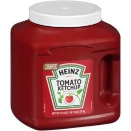 Ketchup, Large Foodservice Jug