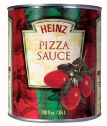 Pizza Sauce, #10 Can RTU