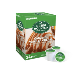 Green Mountain Caramel Vanilla Creme K-Cup