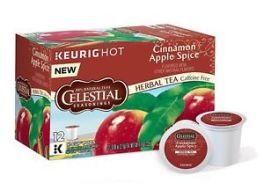 Celestial Seasonings Cinnamon Apple K Cup