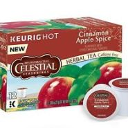 Celestial Seasonings Cinnamon Apple K Cup