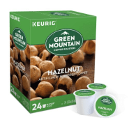 Green Mountain Hazelnut K Cup