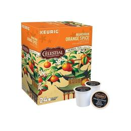 Celestial Seasonings Mandarin Orange K Cup