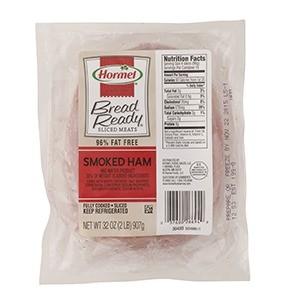 Bread Ready Smoked Ham