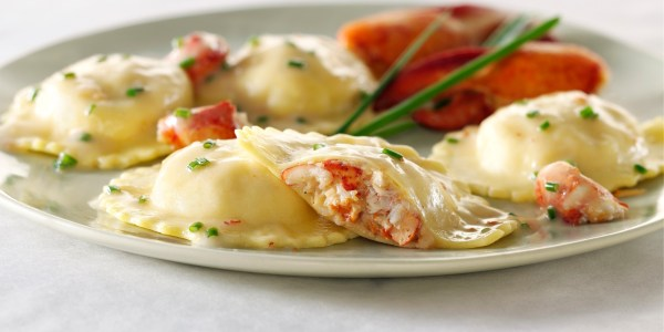 josephs lobster ravioli
