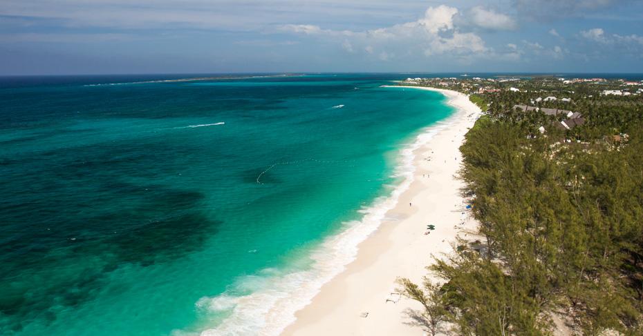 Top things to do in Nassau Bahamas, Cabbage Beach, Paradise Island Bahamas. ©Bahamas Ministry Of Tourism