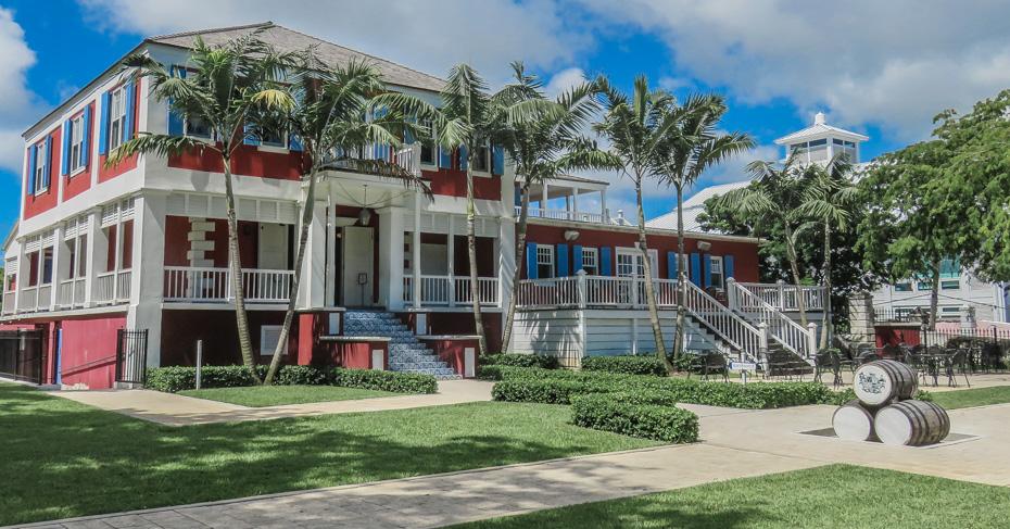 John Watling Distillery in Nassau Bahamas was the filming location for James Bond's 007 Casino Royale film in 2006. Top things to do in Nassau Bahamas.