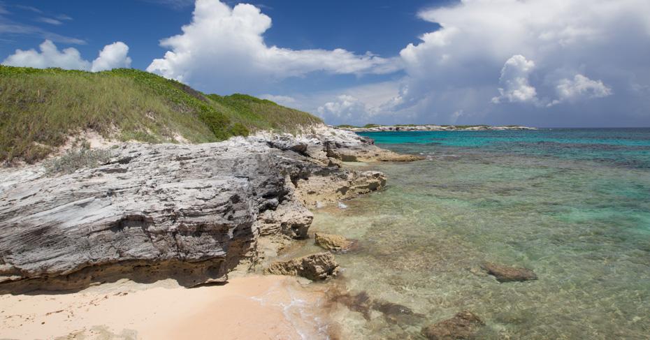 San Salvador Bahamas beach, take a bahamas tour of San Salvador island Bahamas beach