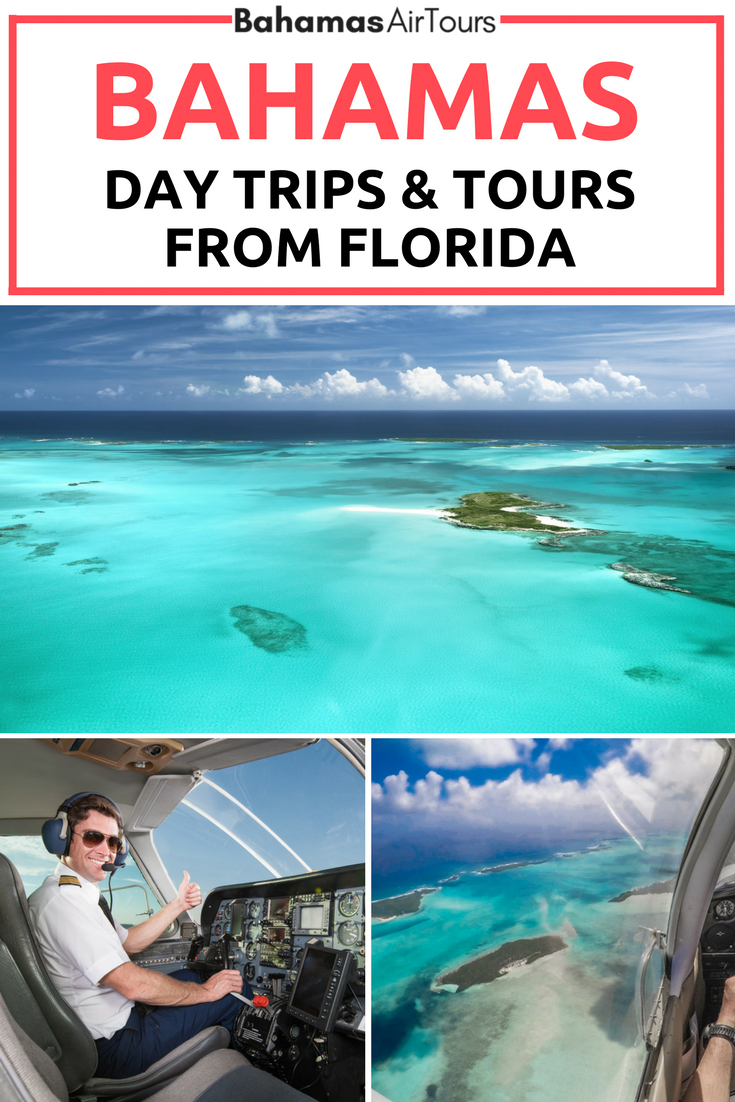 Take the worlds first Bahamas Day Trips and Bahamas Island Hopping tours from Florida by Plane. Enjoy private air charter flights from Florida to Bahamas. The ultimate Bahamas Vacation is to go island hopping to the 700 Out Islands that make up the Bahamas Islands. Discover the top things to do in Bahamas with our FREE Bahamas Guidebook and Destination Guides. Visit all the best Bahamas Beaches from Staniel Cay to Nassau. #bahamas
